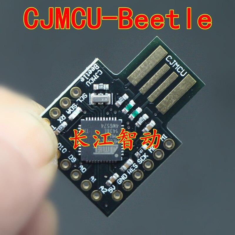 Leonardo USB ATMEGA32U4 CJMCU-Beetle virtual keyboard Badusb beetle usb atmega32u4 mini development board module for arduino leonardo r3