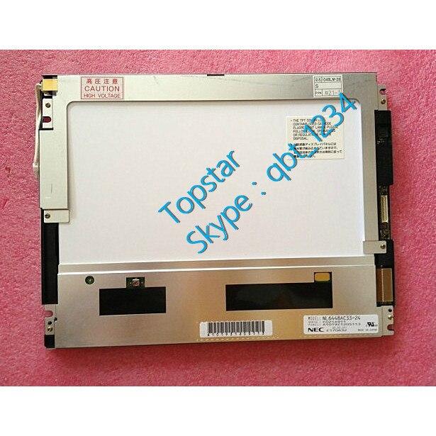 10.4 Inch NL6448AC33-24 640 RGB *480 VGA CMOS LCD Display CCFL LCD Screen TFT LCD Panel10.4 Inch NL6448AC33-24 640 RGB *480 VGA CMOS LCD Display CCFL LCD Screen TFT LCD Panel