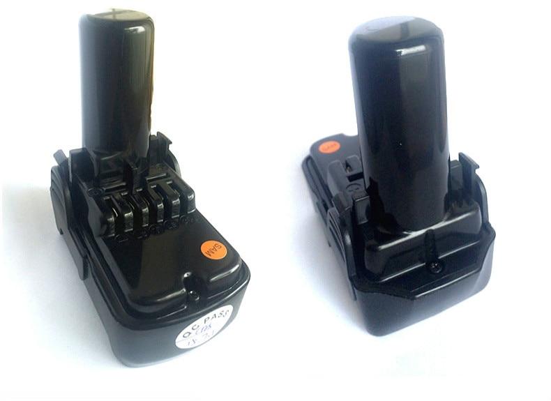Pour Hitachi 10.8 V 3500 mAh batterie outil Li-ion 329369 329370 329371 329389 331065 BCL 1015 BCL 1030 BCL 1030 BCL M BCL1030A