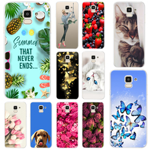 For Samsung Galaxy J6 2018 Case Samsung J6 Plus Case Cover Soft Silicone For Samsung Galaxy J6 Plus 2018 Phone Cases Back Cover все цены