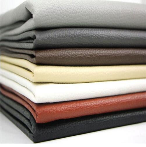 Nice PU leather, Faux Leather Fabric for Sewing, PU artificial leather for DIY bag material, Width: 1.4M