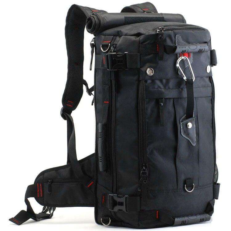 Новая мода путешествия мужской рюкзак, большой размер мешок нейлона, военные походы рюкзаки, женщины и мужчины большой рюкзак для путешеств…