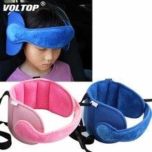 Child Baby Safety stroller car seat belt pad pillow Car Seat Head Support Sleep Nap Aid Kid Protector Belt Handband Holder