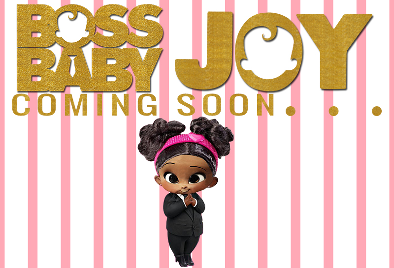 Us 12 34 5 Off Sxy1225 Sensfun Polyester Photocall Girls African American Boss Baby Birthday Custom Photo Studio Backdrop Background 7x5ft In