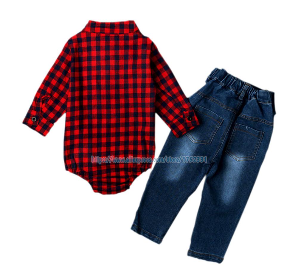 gentleman baby boy clothes set (5)