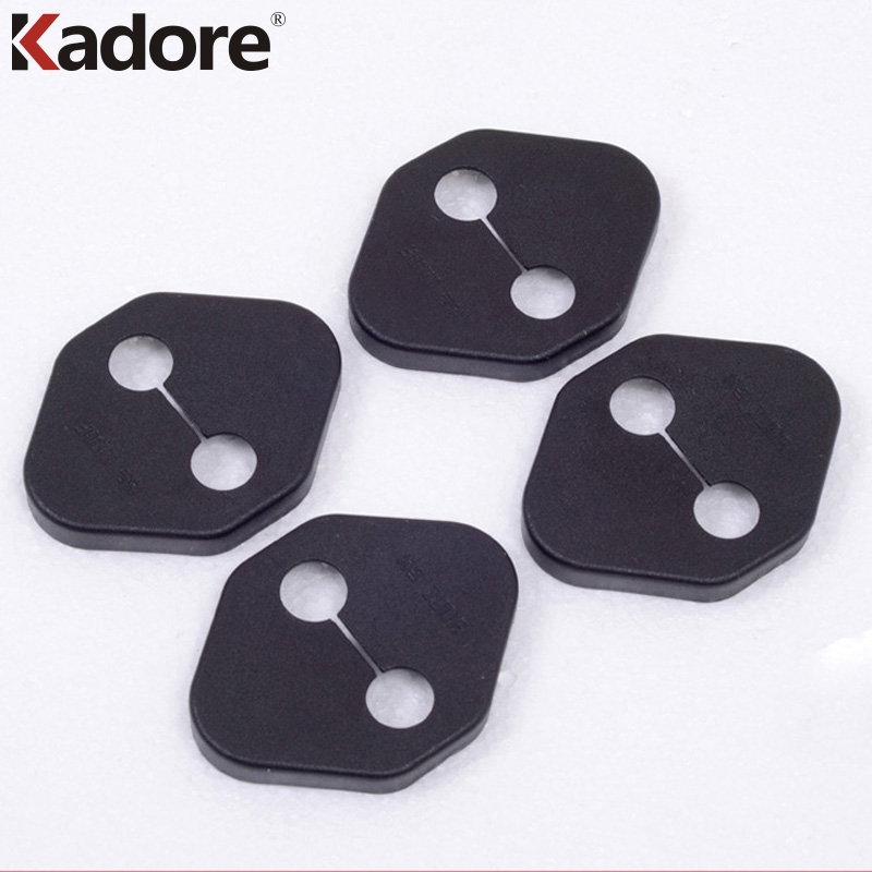 For Toyota Camry 2018 2019 Car Door Lock Protective Cover Trim 4Pcs