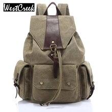 Westcreek Брендовые женские большой рюкзак для девочки-подростка случайные назад мешок школьный леди строка рюкзаки женский рюкзак Bagpack
