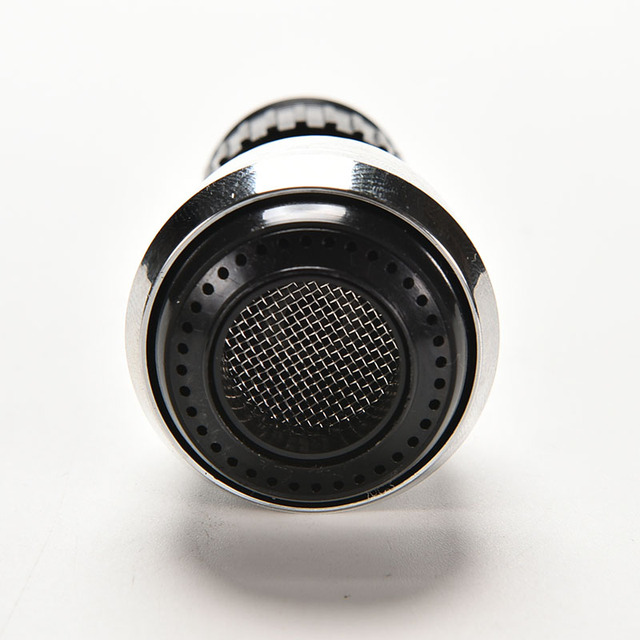 Faucet Aerator Water saving device For Home hotel 360 Degree Water Bubbler Swivel Head Saving Tap Faucet Aerator Adapter Device