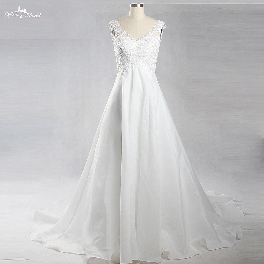 RSW1414 Yiaibridal Real Job For Outdoor Wedding Shop