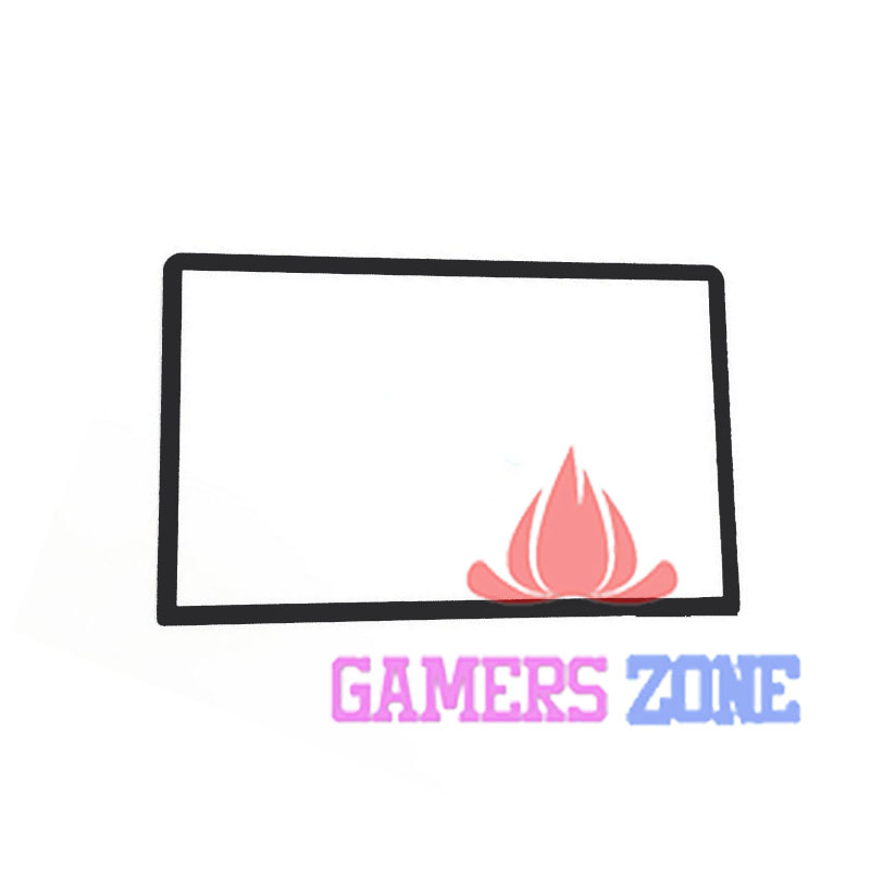 For NEW 3DS XL LL Black Top Screen Frame Surround Protector Cover For 3DS XL/LL 2015 Version