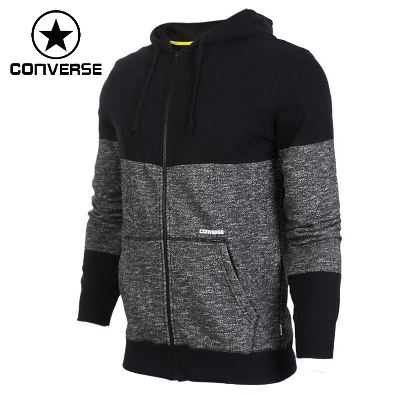 Original New Arrival 2017 Converse Men's knitted Jacket Hooded Sportswear цены онлайн