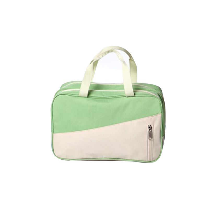 Unisex Waterproof Swimming Bag Combination Dry Wet Separation Handbag Waterproof Beach Swimsuit Storage Shoulder Sports Bag