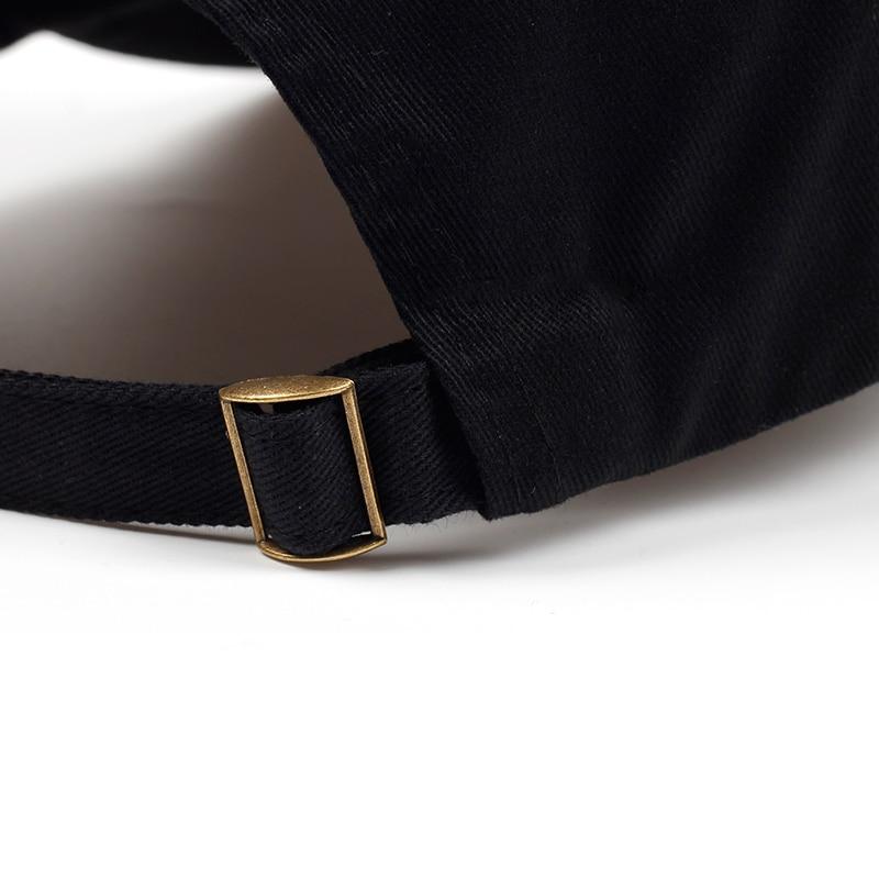 black snapback hat 4