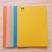5 шт./партия, плотная бумажная папка, рычаг арки, простые и портативные офисные принадлежности
