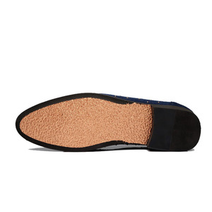 Image 2 - Men Casual Shoes 2018 Fashion Men Shoes Leather Men Loafers Moccasins Slip On Mens Flats Loafers Male Shoes