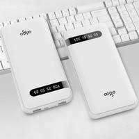 Aigo Power Bank 20000mAh LCD Battery Charger For IPhone IPad Samsung Xiaomi Mi Dual USB Powerbank