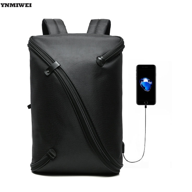 YNMIWEI Laptop Bag Mochila School Bags For Xiaomi Chuwi Hi13 Notebook Computer Backpacks Waterproof Nylon Rucksack Black 13 laptop backpack bag school travel national style waterproof canvas computer backpacks bags unique 13 15 women retro bags