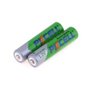 Image 4 - 4Pcs/PKCELLแบตเตอรี่AAA Ni MH 850MAh 1.2V AAAแบตเตอรี่3Aแบตเตอรี่Baterias Bateria