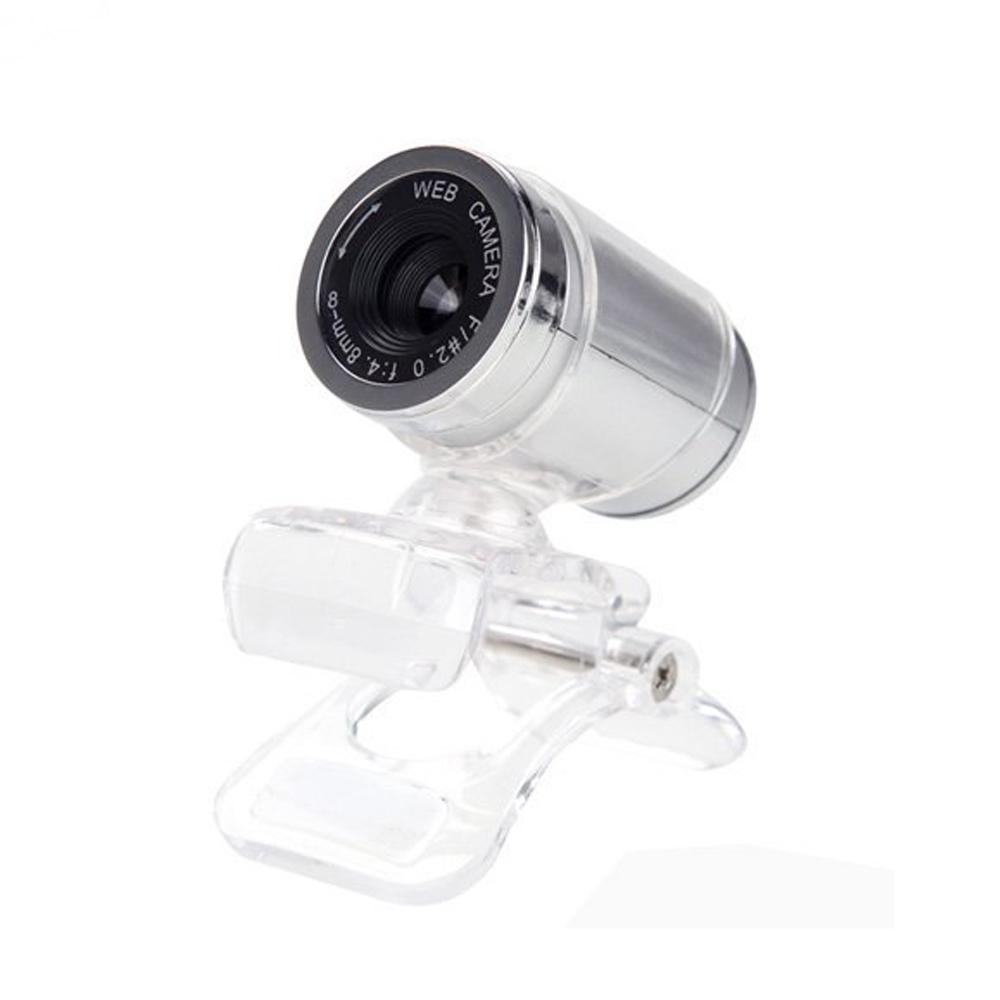 MOOL USB 2.0 12 Megapixel HD Camera Web Cam with MIC Clip-on 360 Degree for Desktop Skype Computer PC Laptop Silver newest webcam usb 12 megapixel high definition camera web cam 360 degree mic clip on for skype computer
