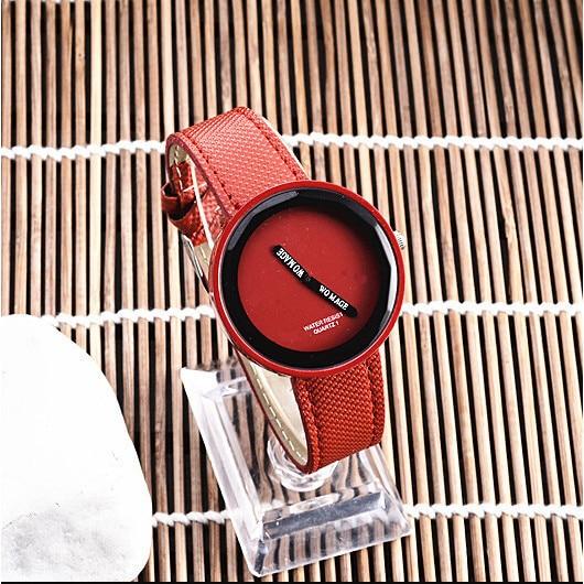 Watch Women Watches Leather Women's Watches Fashion Ladies Watch Women Clock 5