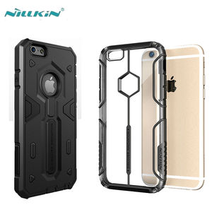 For iPhone 6 iPhone 6 Plus Case Cover Nillkin Defender 2 Luxury TPU+PC Strong Hybrid Phone Capa Cases For Apple iPhone 6S Plus