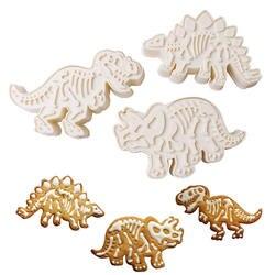 Delidge 2 комплекта динозавра формочка для печенья для Mohamed Nour дропшиппинг