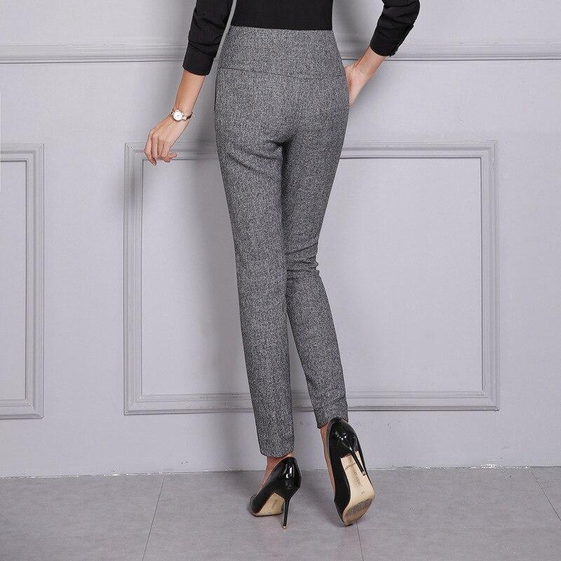 Pantalones De Vestir Mujer 2019 Tienda Online De Zapatos Ropa Y Complementos De Marca