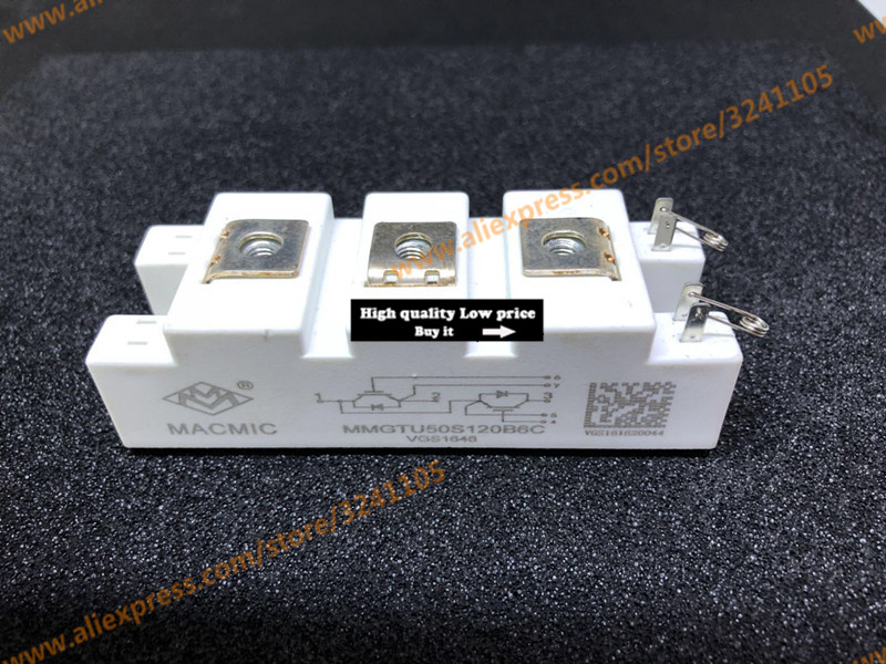 Free Shipping  NEW  MMGTU50S120B6C  Module