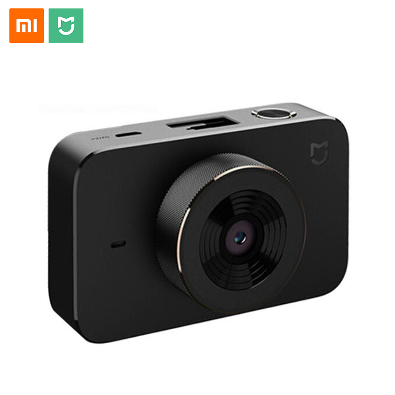 Xiaomi Mijia Smart Car DVR Camera Wifi Dash Cam 1080P 160 Degree Wide Angle 3.0 inch HD Screen Portable Driving Video Recorder xiaomi yi smart car dvr 1080p 160 wifi 240mah for android