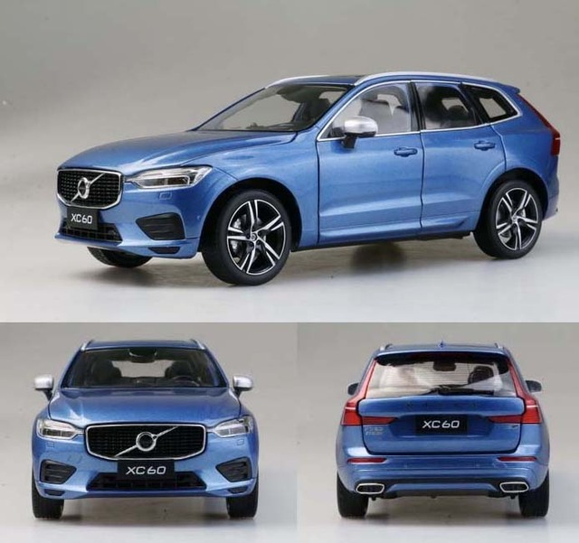 Price Of Volvo Xc60: 1/18 ALL NEW Volvo XC60 SUV Diecast Metal Model Car SUV
