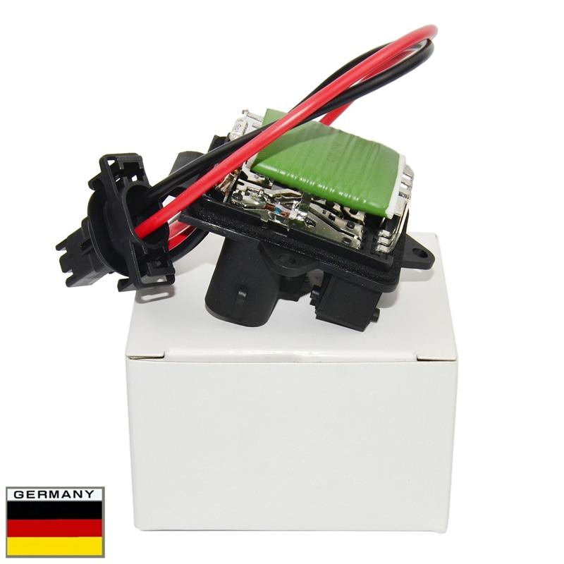 Heater Blower Motor Resistor Valeo Renault Master 2006