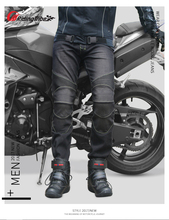 cross four Motorcycle jeans