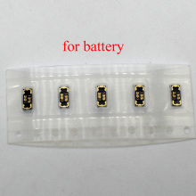10pcs/lot Original new Inner Battery FPC Connector Clip Contact For iPhone 8 8g 8 plus 8p on motherboard mainboard цена