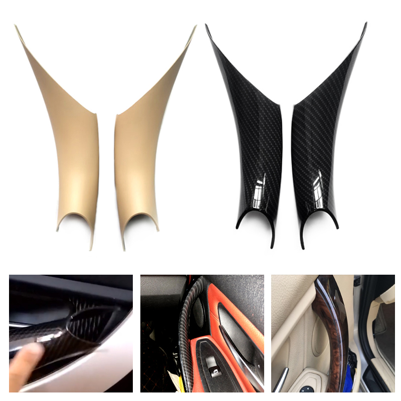 2PCS ABS plating Interior Door Handle Panel Pull Protective Frame Cover Trim For BMW 3 4 Series F30 F35 2012 2013 2014 2015 2016 interior for toyota sienna 2013 2017 abs door armrest panel window glass lift buttons frame cover trim molding garnish page 1 page 1 page 2 page 3 page 3 page 4