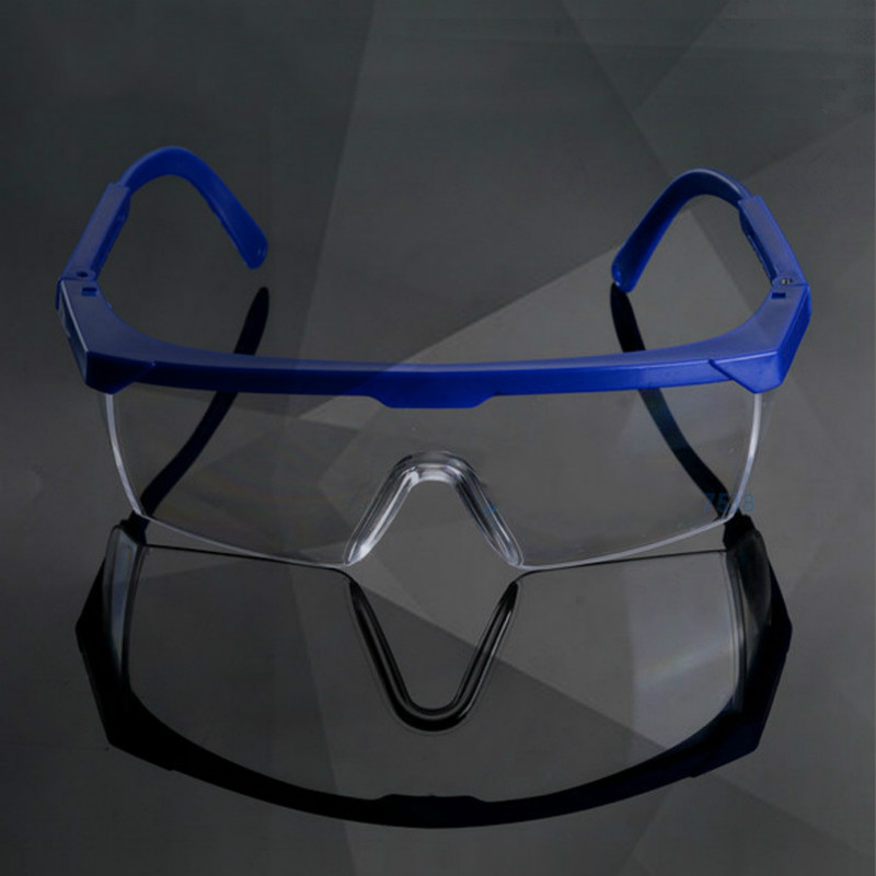 Eyewear Glasses-Spectacles Goggles Eye-Protection Dental Workplace Blue New Black Windbreak
