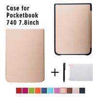 Ultra Slim Case For PocketBook 740 InkPad 3 Ereader 7 8 Inch Ebook Stand Cover Gift
