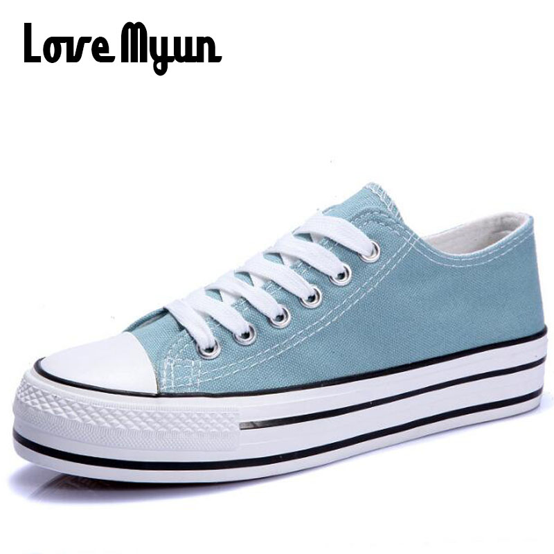 Women Canvas Shoes Woman Platform Vulcanized Casual Shoes female chaussure femme Girls Casual Breathable Canvas Shoes LL-26 free shipping 60kg 600n force 280mm central distance 80 mm stroke pneumatic auto gas spring lift prop gas spring damper