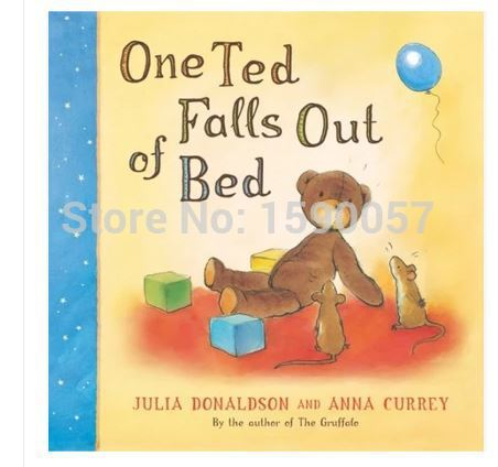 Free shipping 2015 New Hot Saler Classic one hundred reading a hardcover picture books One Ted Falls Out of bed фиксатор для суставов one hundred