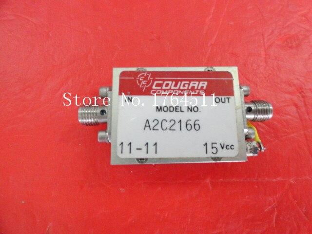 [BELLA] COUGRR A2C2166 15V SMA Supply Amplifier