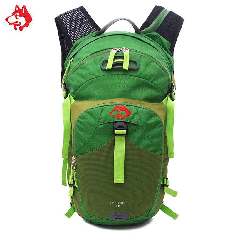 Famous Brand 30L Backpacks Outdoor Sport Cycling Hiking Travel Backpack Bag Waterproof Nylon Camping Hiking Bacpacks Rucksack brand 30l unisex rucksack outdoor waterproof hiking walking backpacks bag for sports travel tourist camping backpack bags