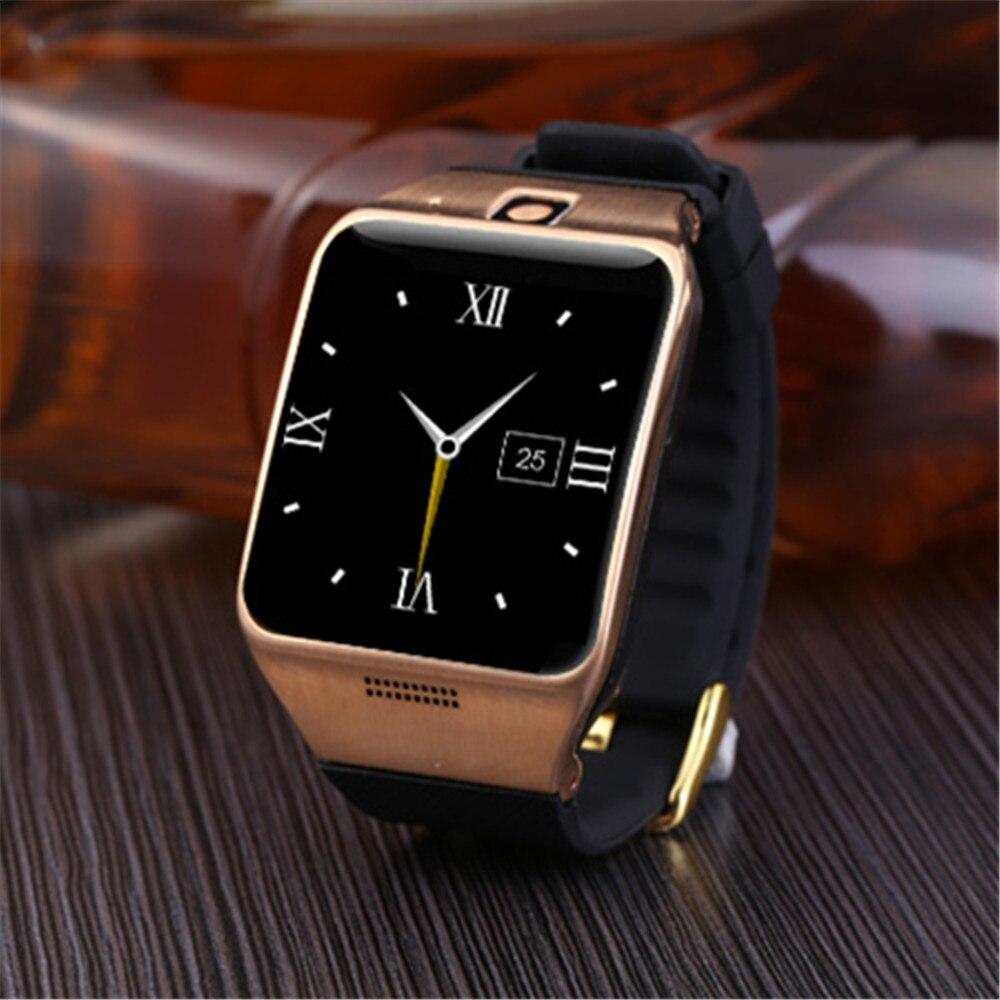 imágenes para Smartch Nueva LG128 Reloj Inteligente portátil con NFC, Tarjeta de la ayuda SIM 1.3mp Cámara Captura Remota Sleep Monitor de Reloj