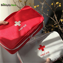Portable First Aid Emergency Medical Kit Survival Bag Medicine Storage Bag Box For Travel Outdoor Camping Home Medical Tool Case