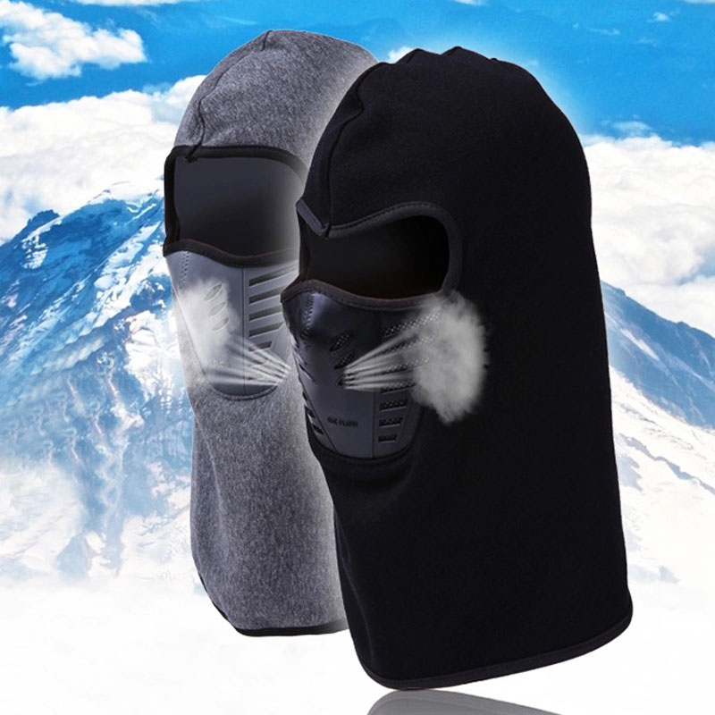 2016 Winter Warm Hat Motorcycle Windproof Face Mask Hat Neck Helmet Beanies For Men Women Sports Bicycle Thermal  Balaclava Hat new winter warm hat wool windproof face mask bonnet neck helmet beanies for men women thermal fleece balaclava cap