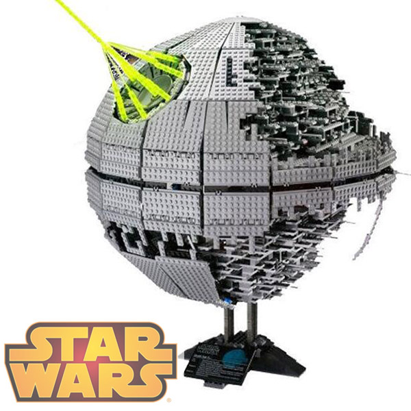 LEPIN 05026 3449Pcs Genuine Star Wars The Second Generation Mobile Building Block Bricks Compatible With Lepin Death Star 10143 конструктор lepin star plan истребитель набу 187 дет 05060