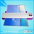 A4 Document Photo Thermal / Cold Laminator Machine Eco-friendly Energy Saving for Home and Office and Craft Use