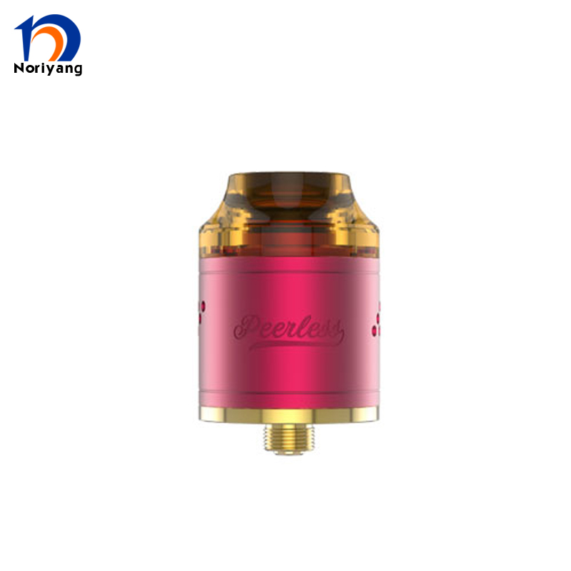 Electronic Cigarette Accessories Responsible Original Geekvape Peerless Rda Special Edition Tank E Cig Atomizer Support Single Or Dual Coil With Special Bridge