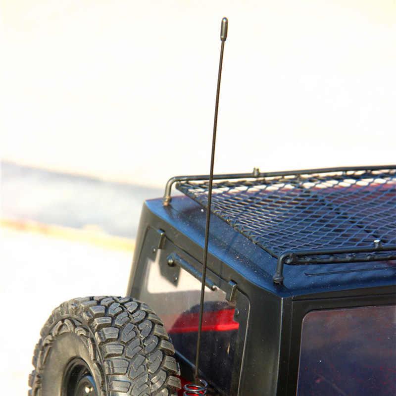 Rc гусеничный металлический 160 мм декоративная антенна для 1:10 Rc комплект автомобильных принадлежностей для передней и задней оси Scx10 90046 Traxxas Trx-4 Rc4Wd D90 D110