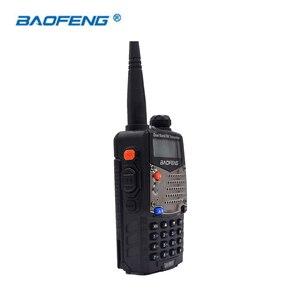 Image 2 - Baofeng Walkie Talkie UV 5RA de doble marca UHF 400 520MHz VHF 136 174 CB Radio 5W 128CH VOX linterna, transceptor FM portátil, 2 uds.