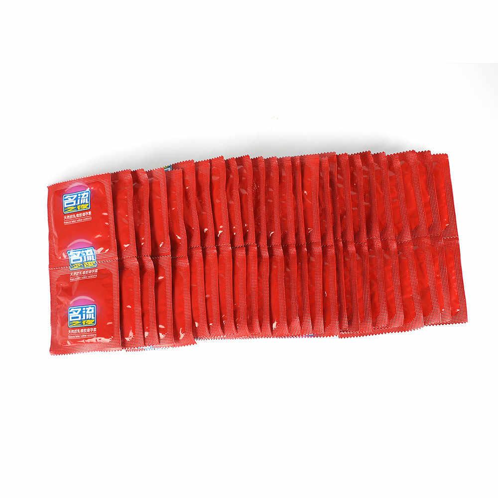 10 шт. Ультратонкий презерватив натуральный латекс клубника презервативы со смазкой для взрослых безопасная контрацепция интимные товары для мужчин мужские пары