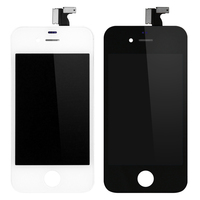 1PCS Alibaba China LCD Display Digitizer Touch Screen Assembly For IPhone 4 4G 4S Screen Replacement